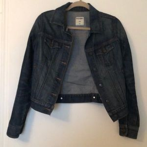 Old Navy jean jacket size S great condition